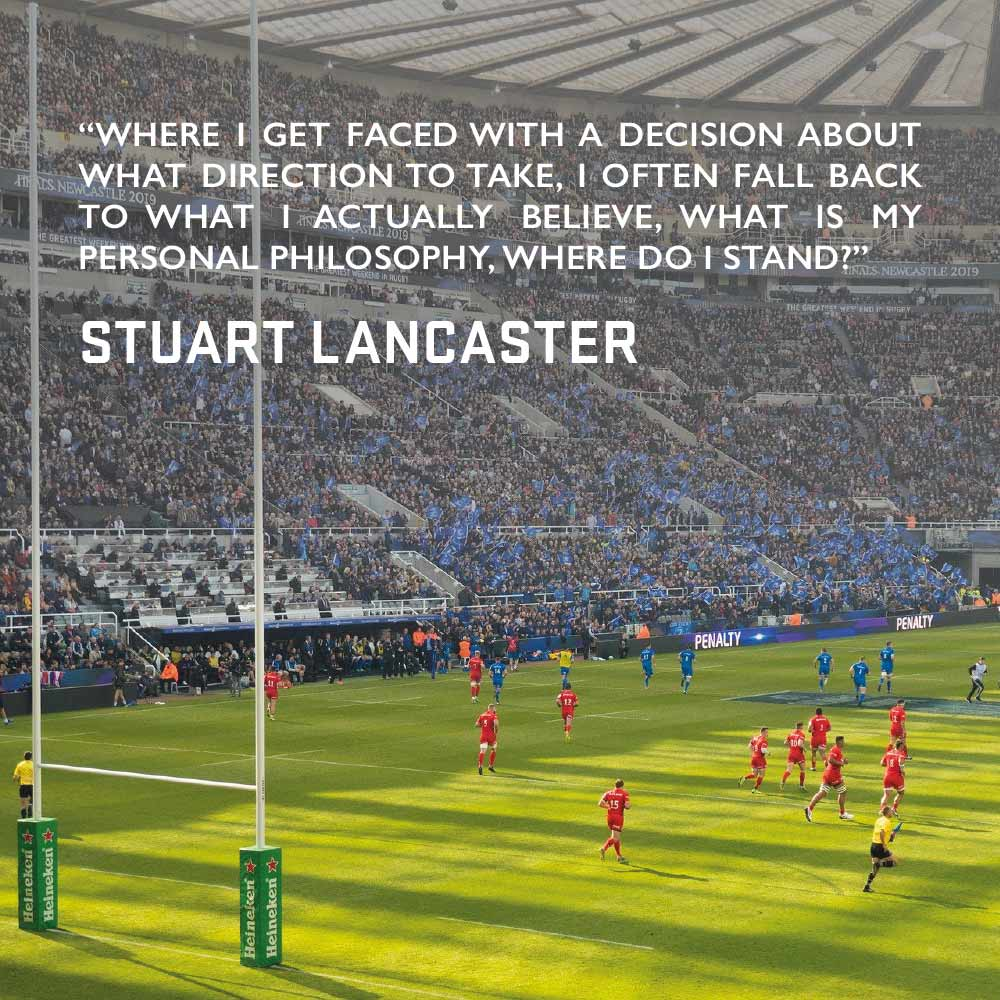 Cognite - Book - Tom Young - The Making of a Leader - Stuart Lancaster