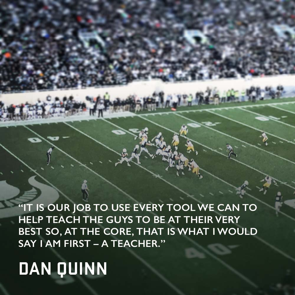 Cognite - Book - Tom Young - The Making of a Leader - Dan Quinn